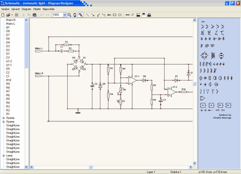 Freeware od firmy meesoft 1 diagram designer na archv inet elektrick obvod pvodn ccuart Image collections