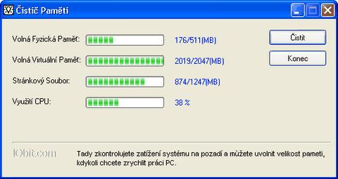 Hádam najzaujímavejšou časťou programu IObit Advanced WindowsCare je